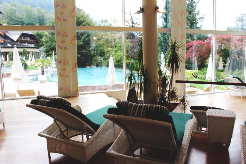 Ronacher-Hotel-Review-Kärnten-Pool
