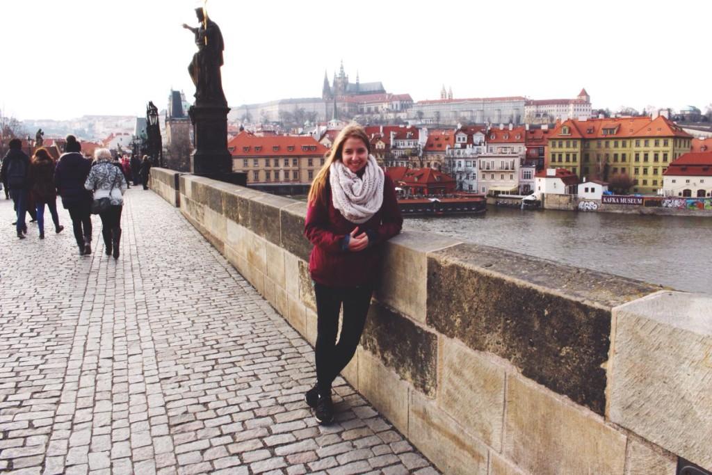 Prag-Karlsbrücke-Sehenswürdigkeit-Sehenswertes-vanillaholica