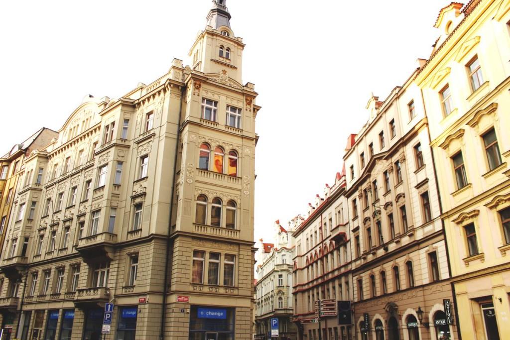 Sehenswürdigkeit in Prag-Rathaus-Rathausuhr-vanillaholica