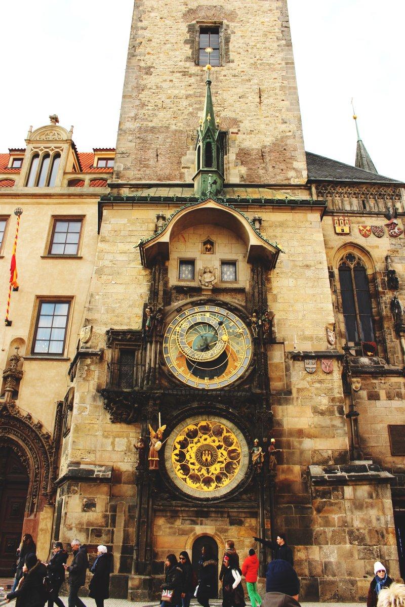 Sehenswürdigkeiten in Prag- Rathausuhr- Astronomische Uhr