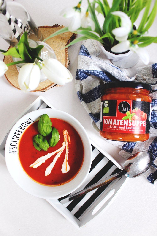 littlelunch Tomatensuppe in Bioqualität