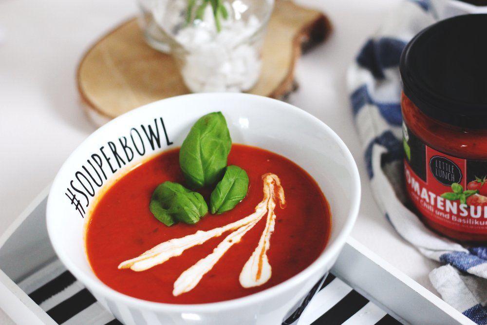italienische tomatensuppe bio vegan gesund
