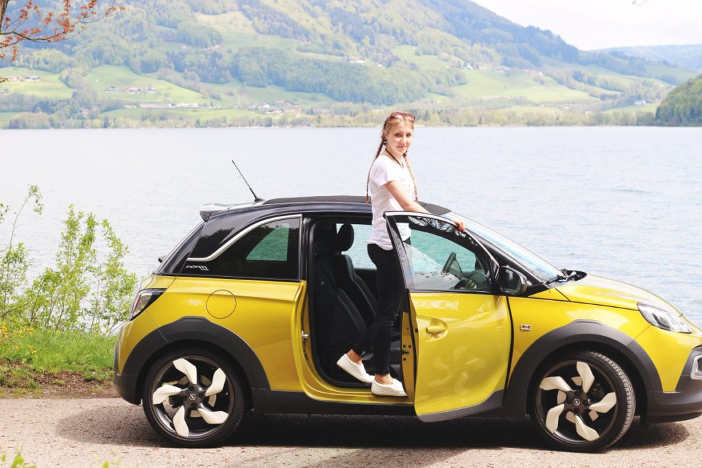 Opel-Opel Adam- Citytrip Salzburg- Citytrip Wien-Citytrip Linz
