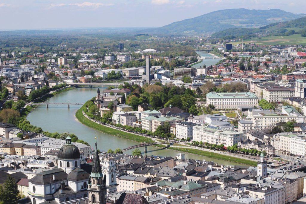 Salzburg-Citytrip-Citytrip Salzburg-Städtetrip