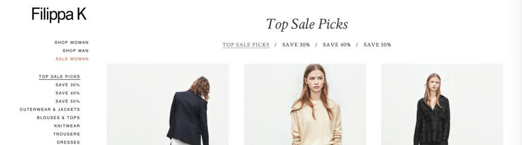 Filippa K-Fair fashion sale-sale-green fashion