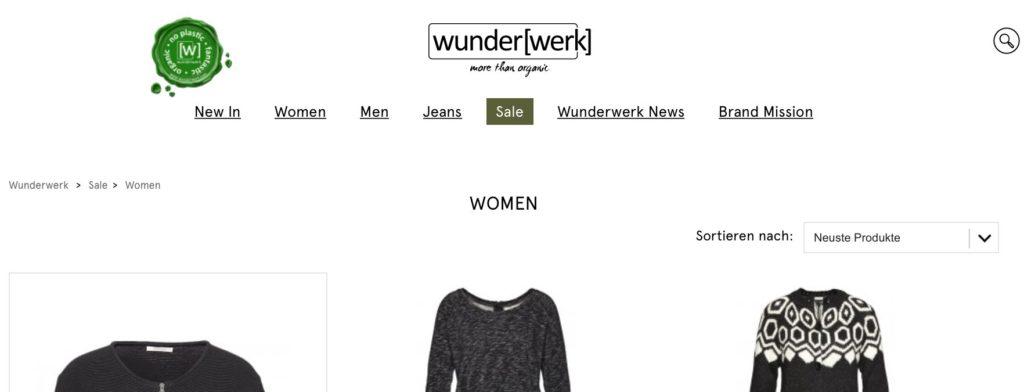wunderwerk- vegan-fair- green fashion