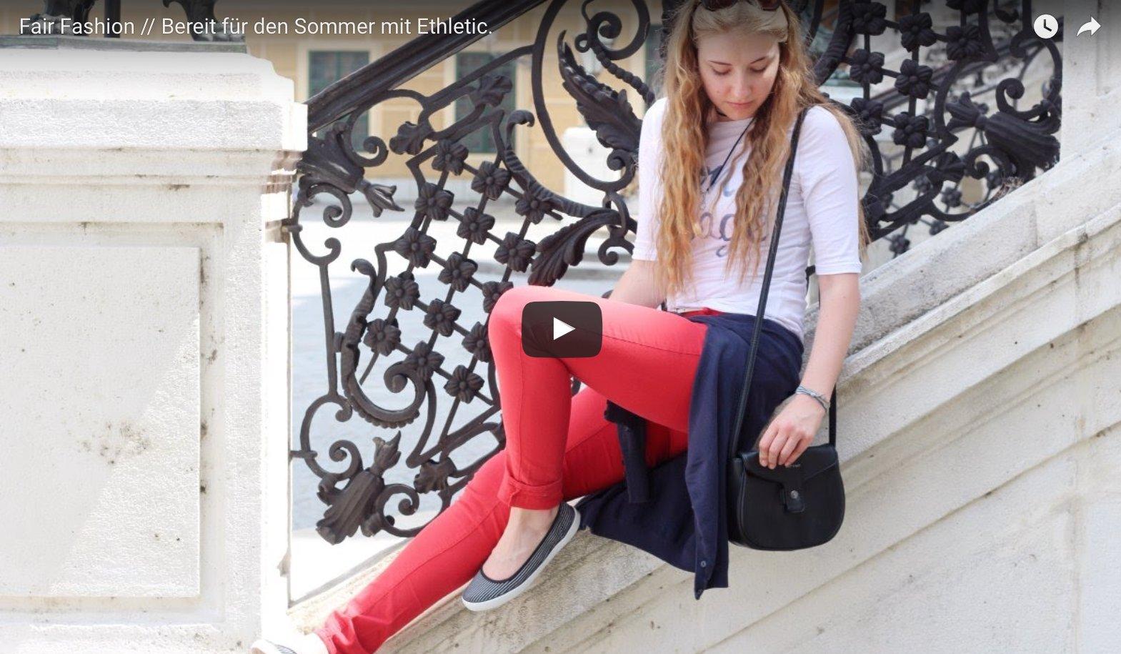 Fair Fashion-fair -fashion- green fashion- video