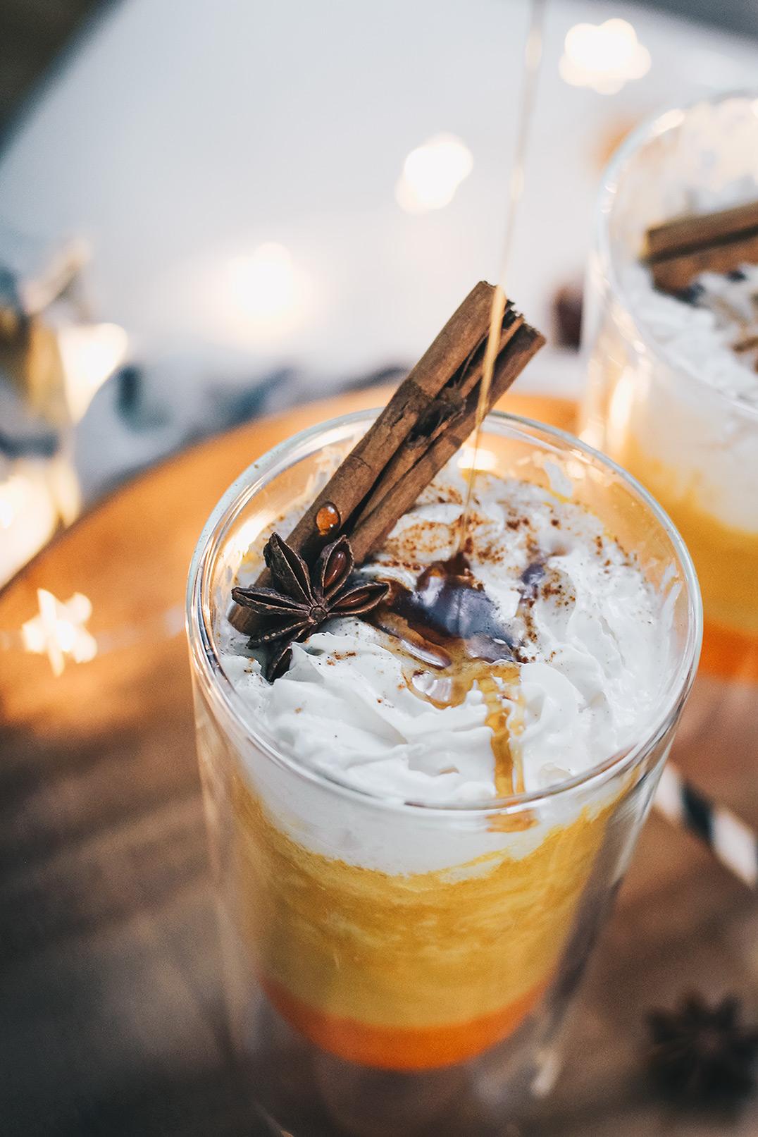 pumpkin spice latte rezept vegan einfach und mehr als. Black Bedroom Furniture Sets. Home Design Ideas