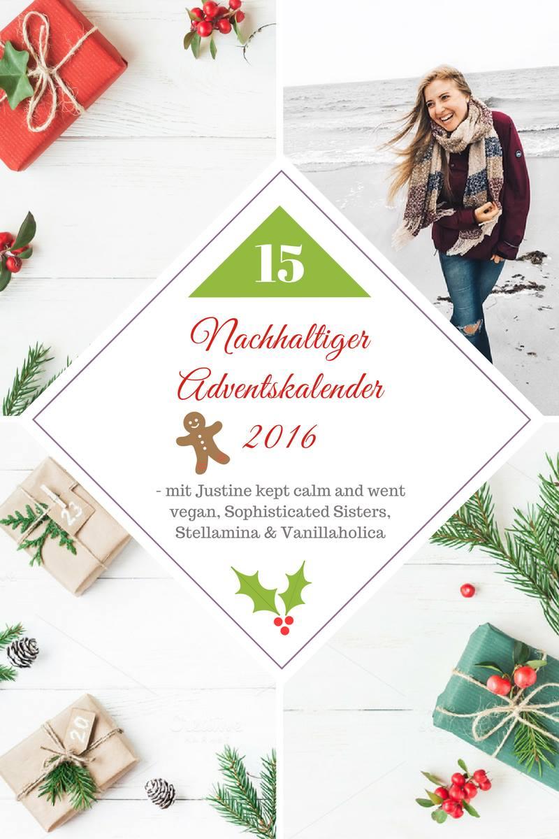 der nachhaltige Adventskalender 2016