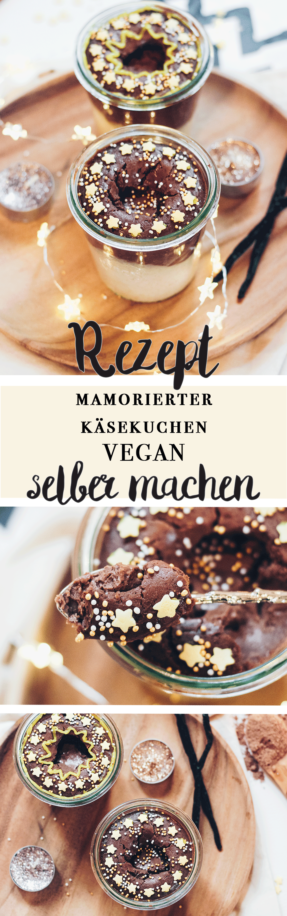 marmorierter k sekuchen im glas veganes dessert rezept. Black Bedroom Furniture Sets. Home Design Ideas