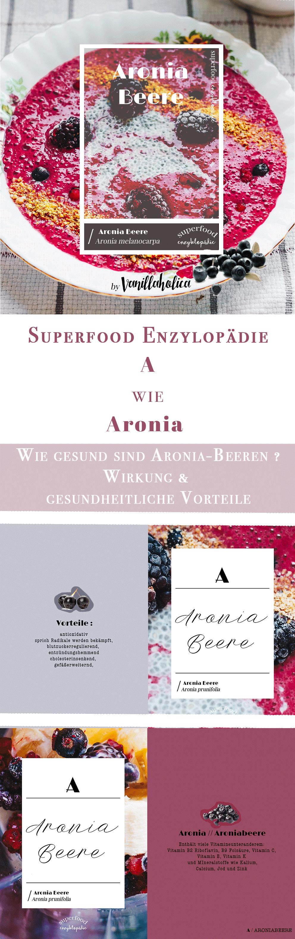 Superfood Enzyklopadie A Wie Aroniabeere Apfelbeere
