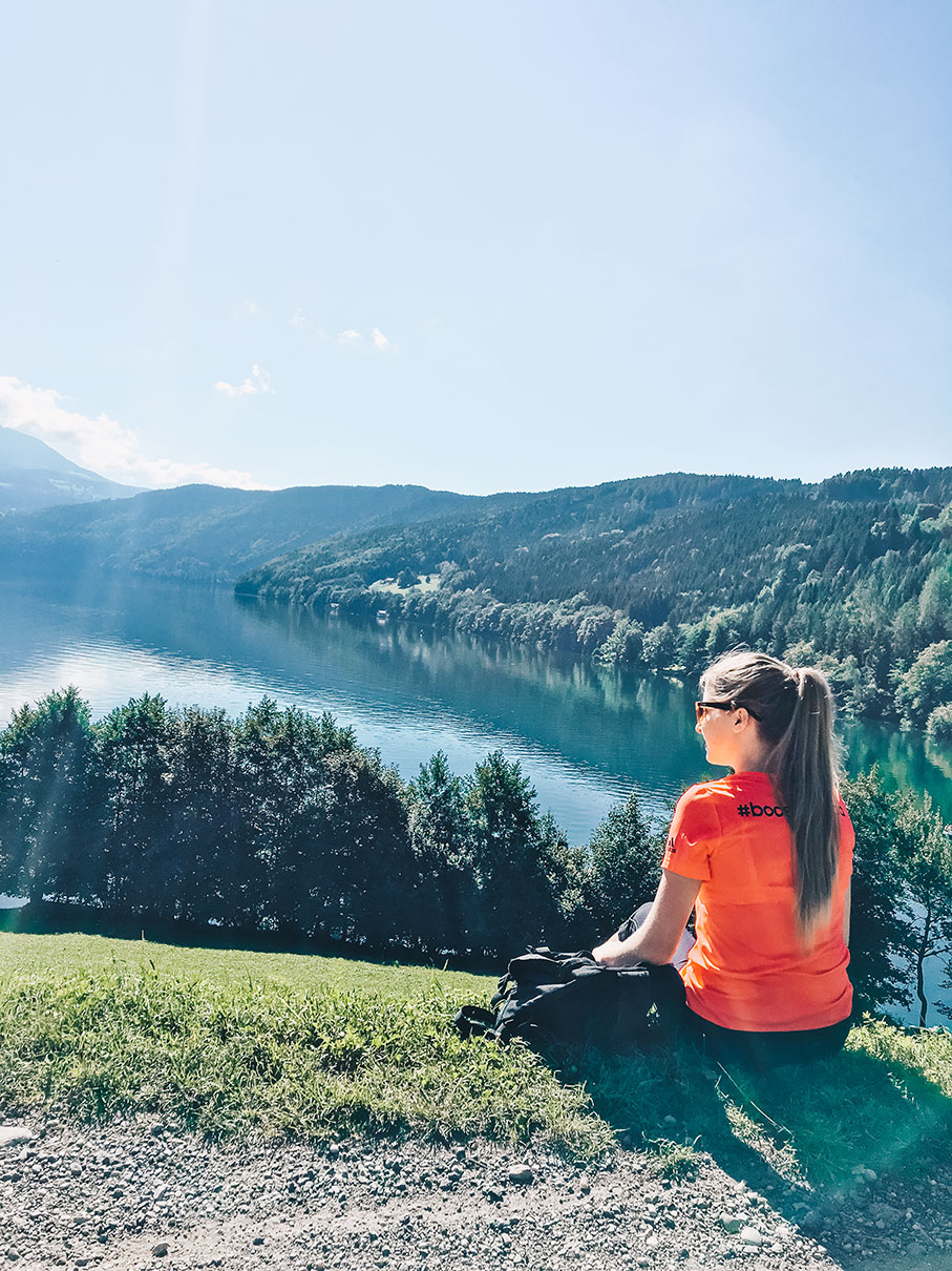 in Österreich reisen