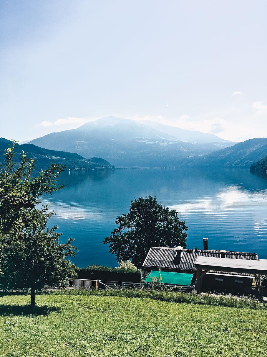 see- österreich- reisen in Österreich Badeseen in österreich