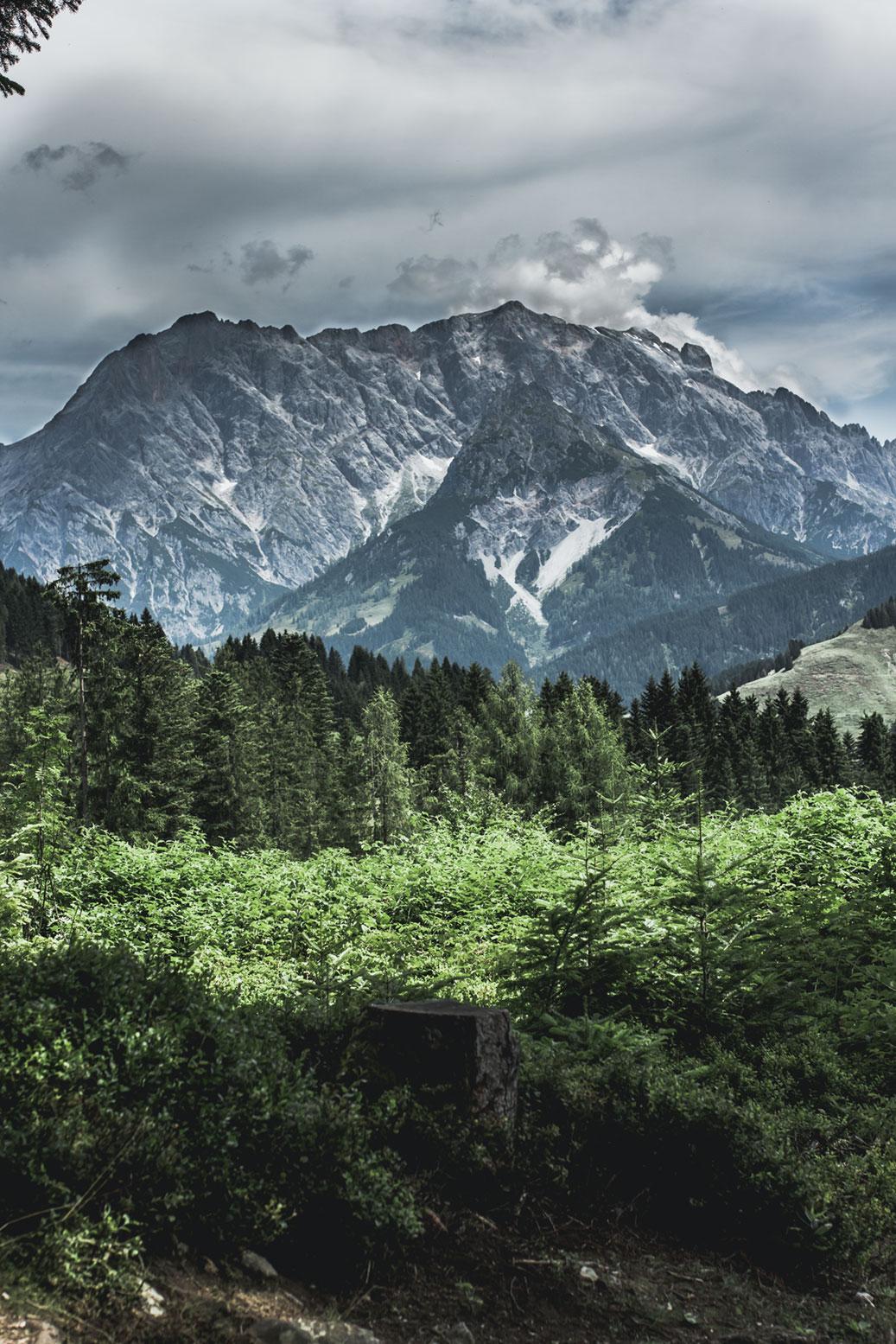 Hochkönig - Maria Alm - Wandern in Österreich