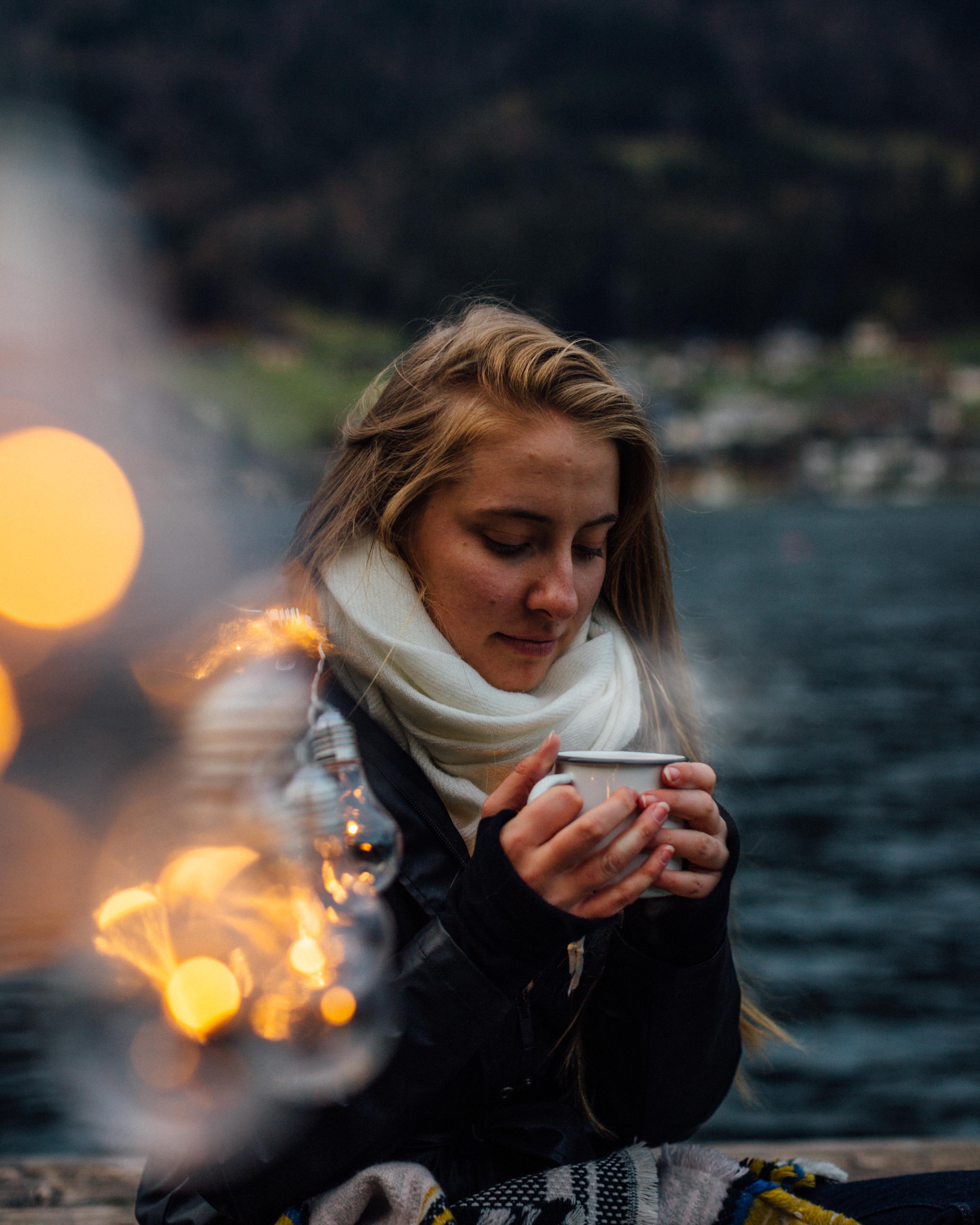 Vanillaholica-Hornig -Kaffee