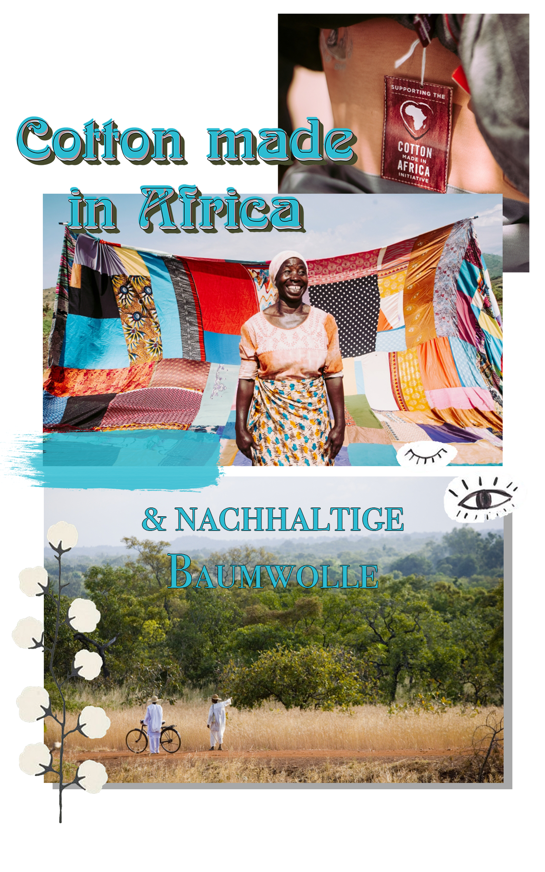 Cotton Made In Africa Kritik